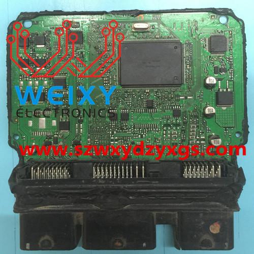 Nissan ECU repair kit