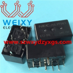 ET455 commonly used ignition driver chip for DENSO ECU