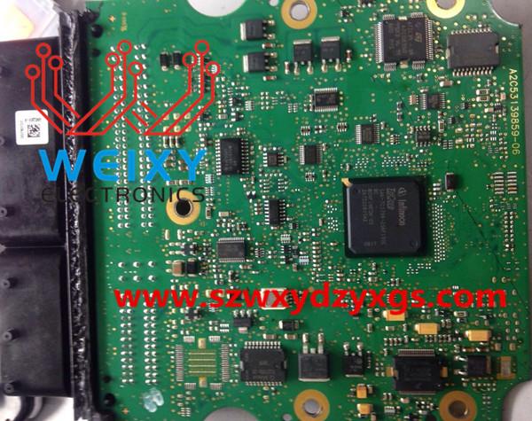Repair kit for mercedes benz a271 ecu for Mercedes benz ecu repair