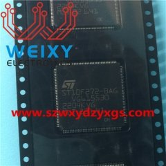 ST10F272-BGA  commonly used vulnerable flash chip for automotive MCU