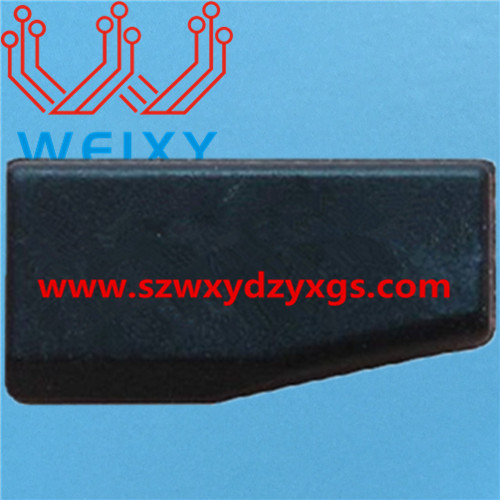 4D-65  Suzuki 65 dedicated encryption key transponder chip