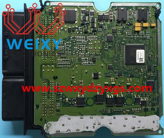BOSCH EDC17CV54 repair kit