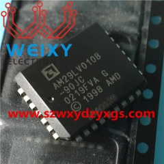 AM29LV010B-90JC  ECU commonly used Flash chips