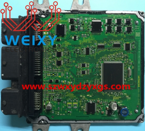 Nissan 3J A1H-3MD NEC002 ECU repair kit