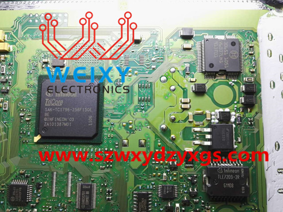 Audi A4L, B8, Q5, A5 ECU repair kit