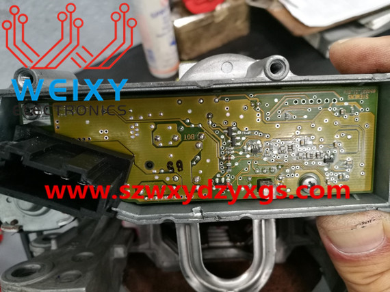 Porsche Cayenne Elv Steering Column Lock Repair Kit