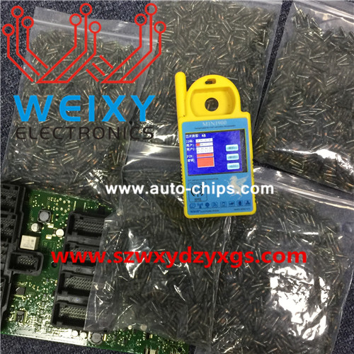 48  transponder chip for automotive anti-theft keys