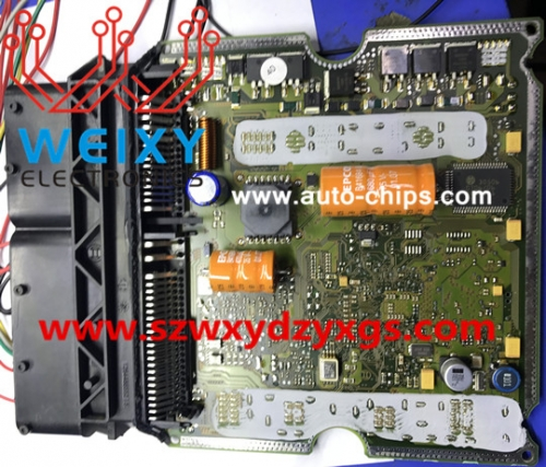 Volkswagen SAGITAR, GOLF, AUDI MED9.1, 1K0907115J, 0261S02331 ECU repair kit
