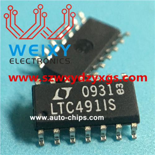LTC491IS Commonly used driver chips for excavator's ECM