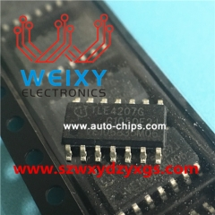 TLE4207G Commonly used vulnerable driver chips for automotive ECU