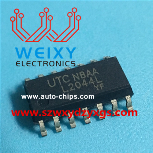 L2044L Commonly used vulnerable driver chips for automotive ECU
