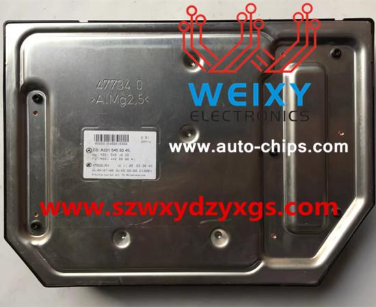 Mercedes Benz A221 front SAM fuse box module repair kit