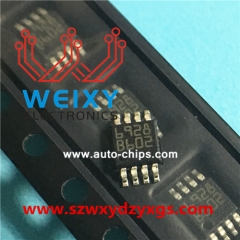 6928 Commonly used vulnerable driver chips for excavators