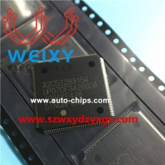 UPD70F3426GJA Commonly used vulnerable MCU chips for excavators
