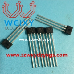 324 commonly used vulnerable hall transistor for excavators