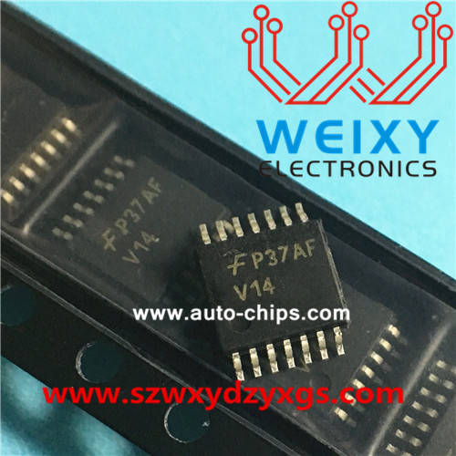 V14 Commonly used vulnerable driver chips for excavator ECM