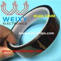High temperature resistant tinfoil 22mm