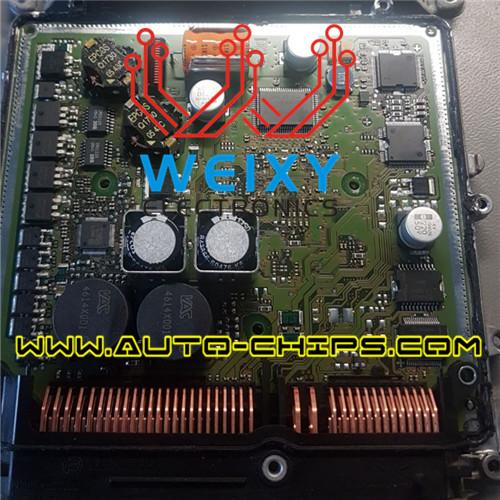 Repair kit for mercedes benz a642 ecu for Mercedes benz ecu repair