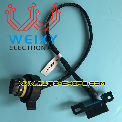Test platform cables for BMW 8HP TCU & EGS(gearboxes)
