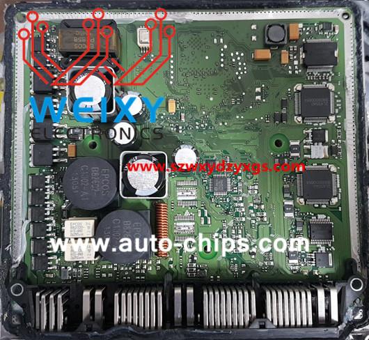 Repair kit for BMW N57 EDC17CP09 DME