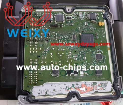 Repair kit for VAG 04L907309B EDC17C64 0281018510 ECU
