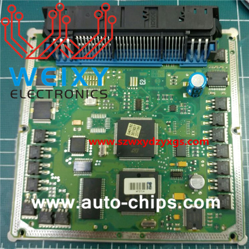 Repair kit for Mercedes-Benz A1131532279 0261207709 ECU