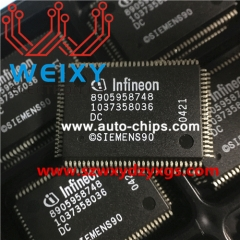 8905958748 commonly used prohibited chip for truck ecu