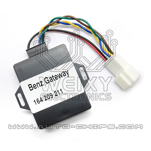 Mercedes-Benz W164 209 211 Gateway Emulator