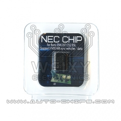 A2C-45770/A2C-52724 NEC chips for benz W204/207/212 ESL/ELV