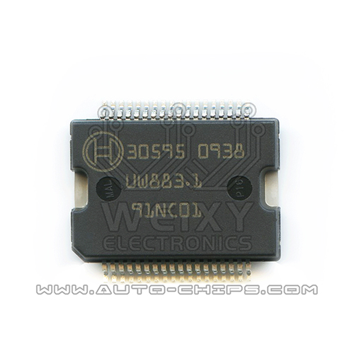 30595  Commonly used vulnerable power supply driver chip for truck BOSCH ECU