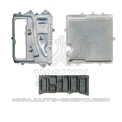 Connector & shell for BMW N55 MEVD172 DME