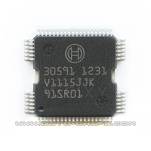 30591  commonly used vulnerable power supply driver chip for Truck EDC7 / EDC16 / EDC17