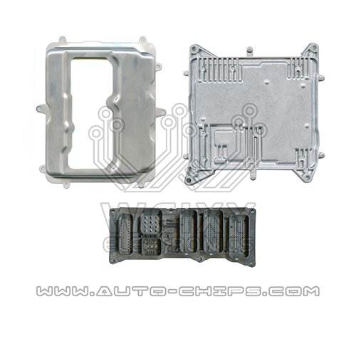 Connector & shell for BMW N20 MEVD1724 DME