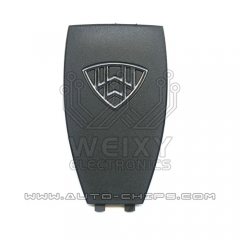Mercedes-Benz Maybach Logo Key Battery Compartment Cover