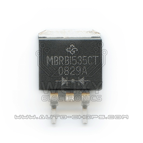 MBRB1535CT vulnerable IC for Automotive ABS pump computer board