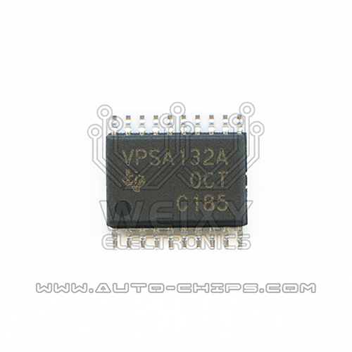 VPSA132A  used For solve the screen display abnormal failure of Volkswagen instrument