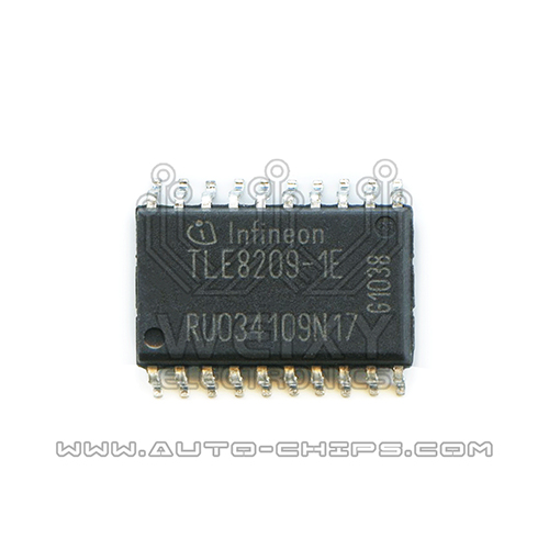 TLE8209-1E Bosch ECU idle speed throttle drive chip