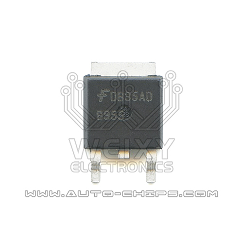 FDD8955 Automotive ECU ignition driver chip