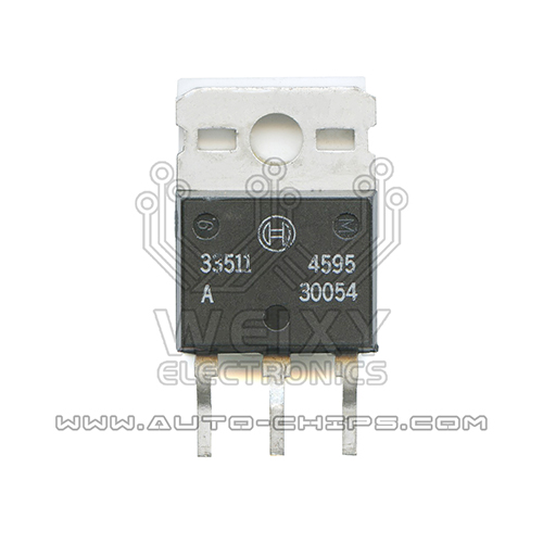 30054 commonly used vulnerable chip for ECU injection drive