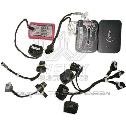 BMW 6HP,8HP TCU,N13,N20,N55,B38,MSV90 DME cables specially designed to work with magicmotorsport flex & MAGPro2 x17