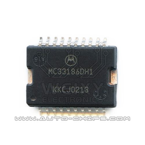 MC33186DH1  Automotive ECU commonly used idle throttle drive chip