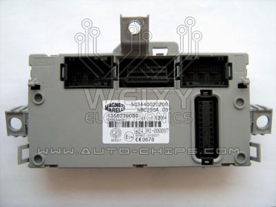 TMPro2 Software module 45 – Fiat, Lancia, Citroen, Peugeot