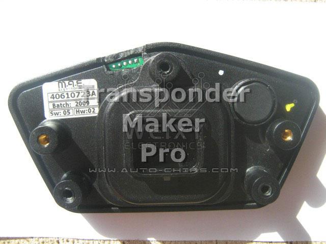 TMPro2 Software module 177 – Ducati bikes with dashboard MAE Electronics