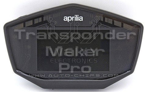TMPro2 Software module 207 – Aprilia dashboard COBO