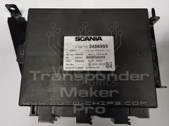 TMPro2 Software module 213 – Scania trucks BCM Coordinator type 2