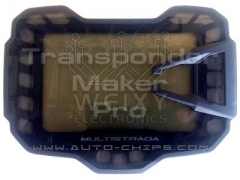 TMPro2 Software module 205 – Ducati Multistrada dashboard MAE