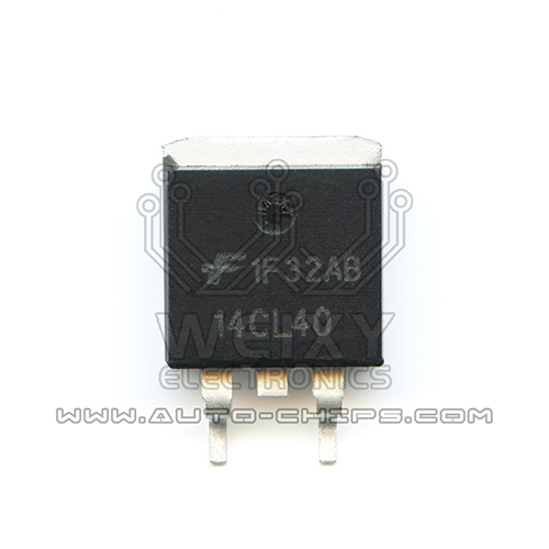 14CL40 ignition driver chip for bosch ecu