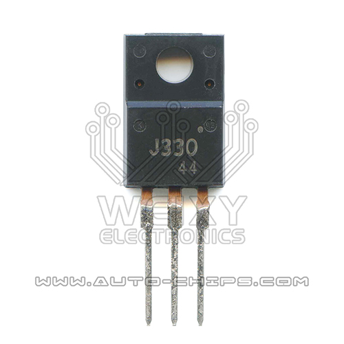 J330 chip for excavator ECM