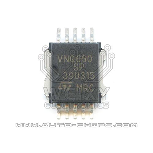 VNQ660SP chip for Peugeot PSA BSI BCM