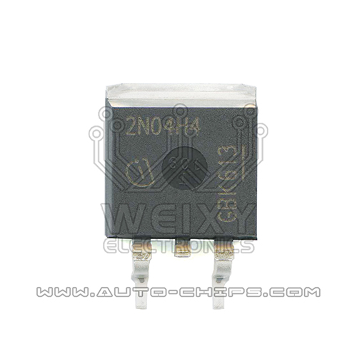 2N04H4 chip use for automotives ABS ESP